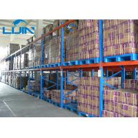 China 800KG - 5000KG Heavy Duty Steel Storage Racks with Corrosion - protection wholesale
