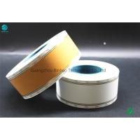 Buy cheap Flat Surface Tobacco Filter Paper Coated Cork Wrapping Paper Permeability Width from wholesalers