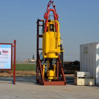 China High Efficiency DQ30 Top Drive Rig For Electricity And Liquid Machine wholesale