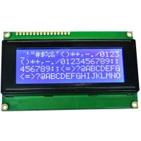 China STN Blue Negative LCD Display Module 98.0x60.0x14.0 For Communication Equipment wholesale