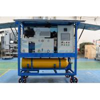 China Multifunctional SF6 Gas Recovery and Purifying System wholesale