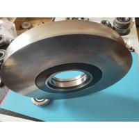 China Customized Smooth Feeling Ball Bearing Slewing Ring , Small Turntable Bearing wholesale
