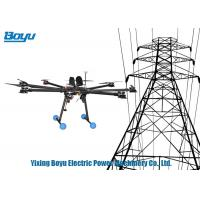 China Transmission Line Stringing Tools Professional Vertical Take Off And Landing Drone For Power Line on sale