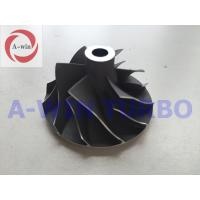 China S100 / S1A / S1B 313018 Turbocharger Impeller Aluminum for Schwitzer wholesale