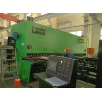 China 16mm Thckness 6000mm Hydraulic Cnc Shearing Machine For Metal Plate , Low Noise wholesale
