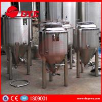 China Durable Micro Beer Brewery Fermenting Tanks Pot Machine Equipment wholesale