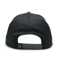 China Embroidered Black Suede Baseball Cap 58cm-60cm wholesale