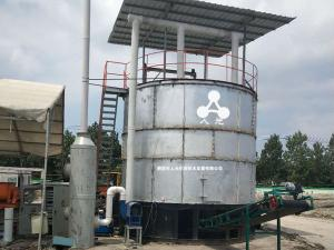 China 380V 100m³ Industrial Fermentation Tank wholesale