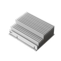 China Electric 50w Aluminium Led Profiles Industrial Use , Extruded Heat Sink Profiles wholesale
