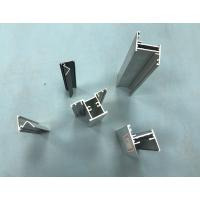 China 34mm Casement Window Profiles With Powder Coating Bronze Charcocal And White wholesale