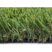 45mm 13600 Dtex Landscaping Artificial Grass Noise Reduction For Playgrounds