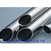 China Incoloy 800 / 800H / 800HT Nickel Alloy Pipe UNS N08800 / N08810 / N08811 wholesale