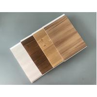 China 7.5Mm Flat Plastic Laminate Panels For Domestic Ceiling And Wall Installations wholesale