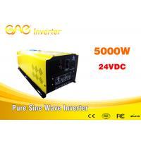 China DC/AC Inverters off grid inverter single output solar power 24 volt inverter with 1 years warranty wholesale