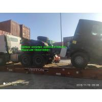 China A7 420hp Lhd 6x4 Sinotruk Tractor Truck With 3.5 Inch Kingpin Euro2 on sale