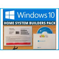 Buy cheap Original Ms Win 10 Pro Microsoft Windows Softwares Lifetime Legal Multi Language from wholesalers
