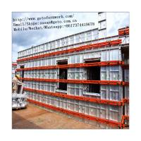 China Safe Durable Structural Concrete Insulated Aluminum Panels For Home Construction/Formwork System Aluminium on sale
