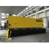China Sheet metal Guillotine CNC Hydraulic Shearing Machine CE ISO certificate wholesale