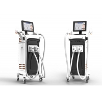 China 808nm 755nm 1064nm Triple Wavelength Laser Hair Removal For Beauty Salon wholesale