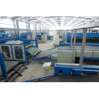 Buy cheap 2000mm Nonwoven Spray Glue Soft And Hard Wadding / Oven Production Line from wholesalers
