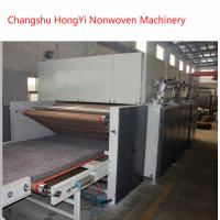 China Nonwoven Thermal Bond Wadding Felt Making Machine For Filter Material 60-1500g/M2 wholesale