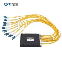 China ABS Box Single Fiber 8 Channel MUX DEMUX DWDM C Band C21-C28 For Bandwidth Networking wholesale