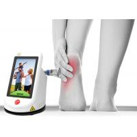 Buy cheap Effective 810n / 980nm Laser therapy For Plantar Faciitis / High Heel Pain from wholesalers