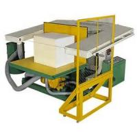 China High Accuracy Sponge Contour Cutting Machine With Manual Operation , 3.8kw wholesale