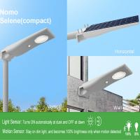 Buy cheap Smart motion sensor compact all in one PC+ABS+ANTI-UV material solar lightweight from wholesalers