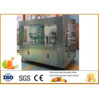China SS304 turnkey carrot Beverage juice beverage processing line wholesale