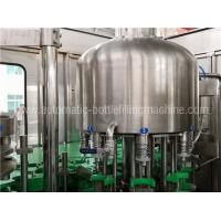 China Commercial Pulp Juice Making Machine , Pineapple Glass Bottling Plant Equipment wholesale