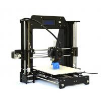 China High Precision Desktop 3D Printer 3D Printing Machine with Acrylic Frame wholesale