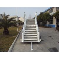 China White Aircraft Stairs With Passengers And Cargo HFFKT1023 Long Life Span wholesale