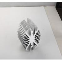 Buy cheap Automotive Aluminum Heatsink Extrusion Profiles Thickness 0.8mm Airplane from wholesalers