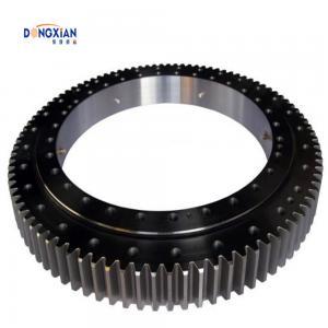China Standard Excavator Hydraulic Parts Slewing Ring Bearing For Komastu PC200-7 wholesale