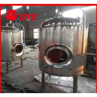 China 500 L Insulated Jacket Cooling Tank Or Beer Fermentation Tank wholesale