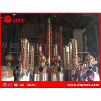 China industrial alcohol membrane automatic distillation column process wholesale