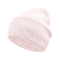 China Elastic Wool Fabric Knit Beanie Hats For Cold Winter wholesale