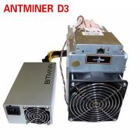 China Antminer D3 (19.3Gh) from Bitcoin Mining Device X11 algorithm hashrate of 19.3Gh/s wholesale