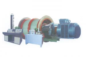 China 132KW Reel Diameter 2.0m Electric Wire Rope Winch Machine wholesale