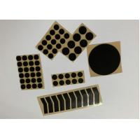 China Die cut PU Poron foam with 3M double sided tape Gasket Sealing Vibration Management wholesale