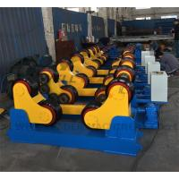China Two Years Warranty Small Welding Rotator for Pipes , Tanks , Vessels, tubes production wholesale