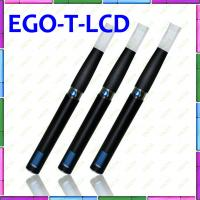 China Harmless 900mAh EGo T E Cigarette Ego T Lcd battery With 400 Puffs on sale