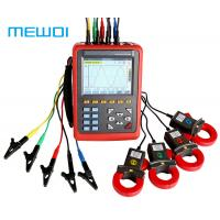 China MEWOI6000-Power Quality Analyzer on sale