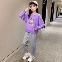 China 2021 Summer Children'S Fashionable Girls Pullover wholesale