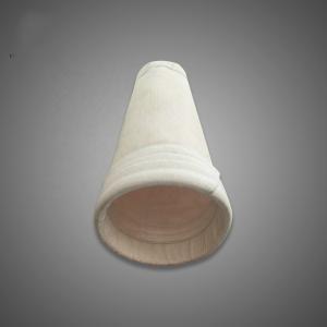 China Polyester Acrylic Aramid PPS P84 PTFE pulse jet media NOMEX fiberglass dust filter bag wholesale