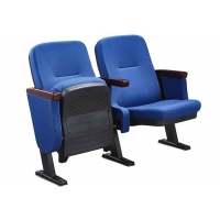 Buy cheap Folding Lecture Theater Hall Seats Small Back Auditorium Chairs For Sale from wholesalers