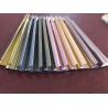 Buy cheap 2.5m Alloy 6463 Aluminum Floor Trim Profiles U Channel from wholesalers