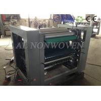 Buy cheap Automatic two Color Non Woven Bag Printing Machine With PLC System , Width 640mm from wholesalers