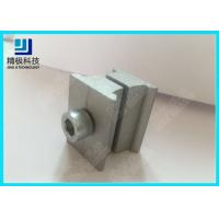 Buy cheap 6063-T5 Silvery Type AL-6A Double Connector Aluminum Tubing Joints from wholesalers